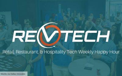 RevTech Ventures August 10th Happy Hour