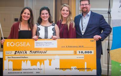 Entrepreneurs Organization (EO) Global Student Entrepreneur Awards (GSEA)