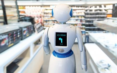RevTech Sponsors RAC Robots in Retail Competition